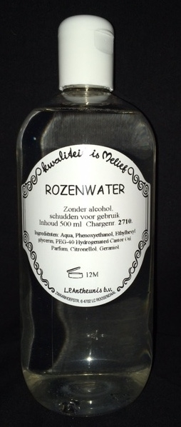 Rozenwater 500 ml