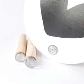 Kaartenhouder magneet | Orb mandala set no.2