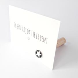 Kaartenhouder magneet | Orb Ster