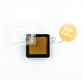 Stempelkussen  Delicata Golden Glitz (klein)