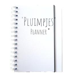 Planner Pluimpjes (no 1, gelinieerd)