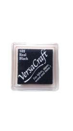 Stempelkussen VersaCraft klein (zwart)