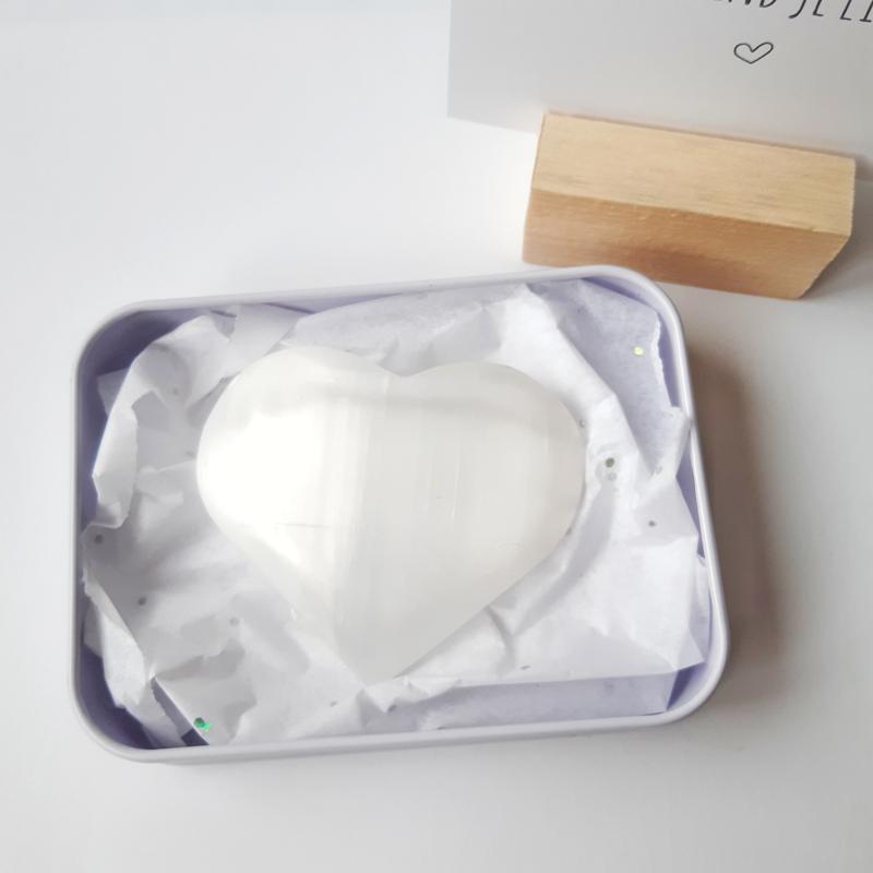 Seleniet Hart met Pluimpje | groot