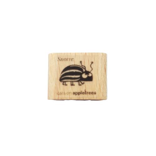 Stempel Lieveheersbeestje Snorre