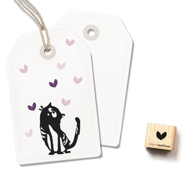 Stempel mini hart