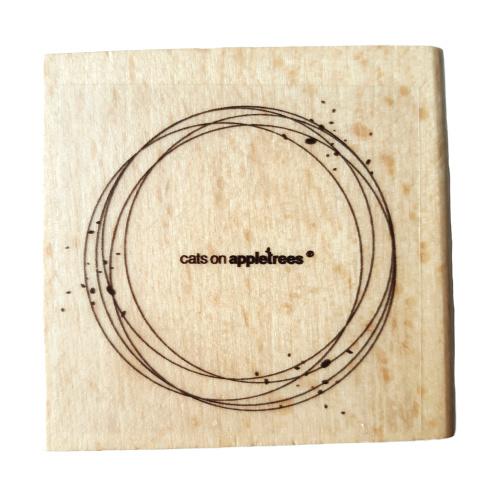 Stempel Confetti Ring