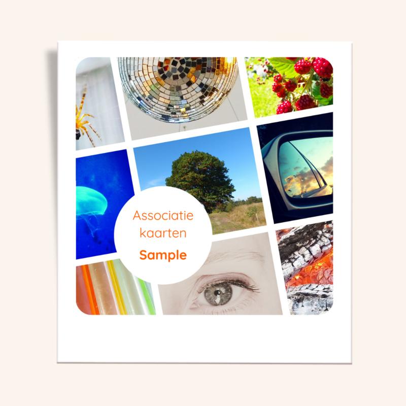 SAMPLE SET Associatiekaarten