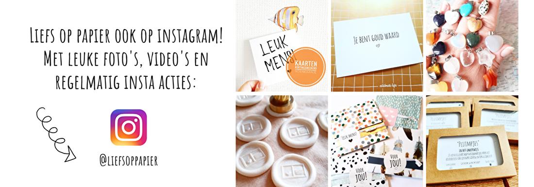 liefsoppapier op instagram
