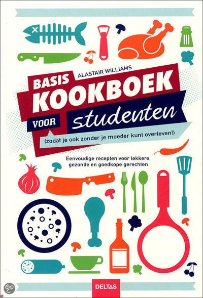 Kookboek voor studenten