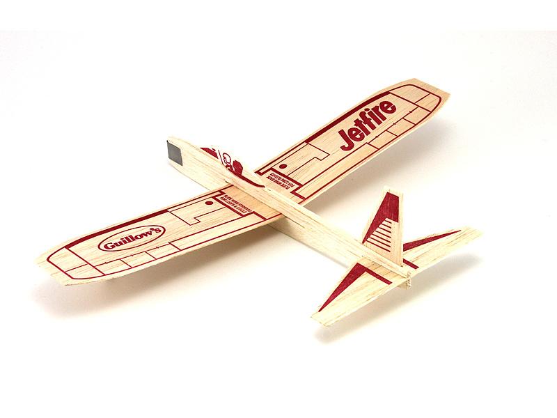 Modelvliegtuigje Hout