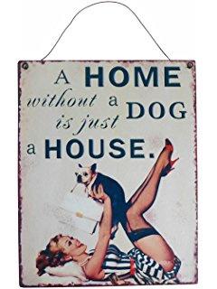 Deurhanger Hond