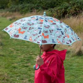 Paraplu Raskatten