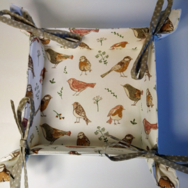 Broodmandje - Vogeltjes