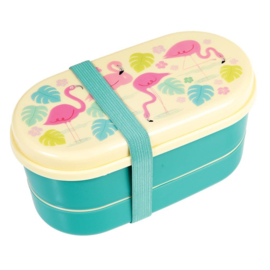 Bento-box Flamingo's
