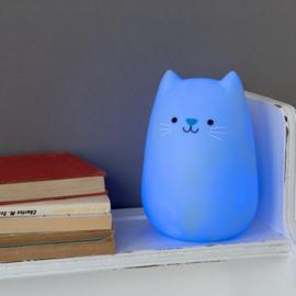Nachtlampje Kat