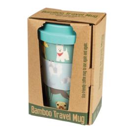 Bamboe to-go koffiebeker Rashonden