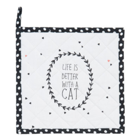 Pannenlap - Life is better with a cat