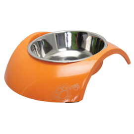 Rogz Luna Bowlz 2-in-1 (S) - Orange