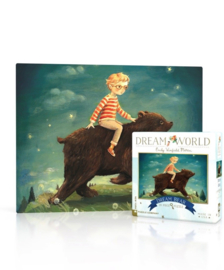 Dream World mini puzzel beer (20 stukjes)