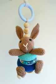 Wagenhanger konijn blauw