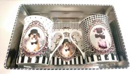 Geschenkset 'Barocco Dogs'