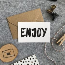 Minikaart - Enjoy