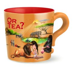 Theemok met theefilter - Dusk- Or Tea?