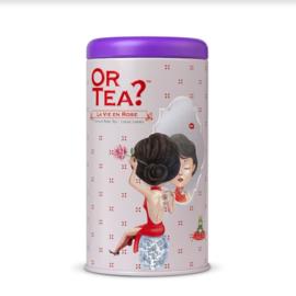 La Vie en Rose - Or Tea?