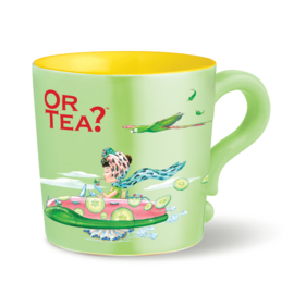 Theemok met theefilter - Lime - Or Tea?