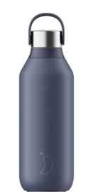 Chilly's Bottle Series 2- Whale Blue - 500 ml