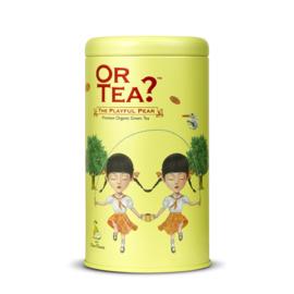 The Playful Pear - Or Tea?