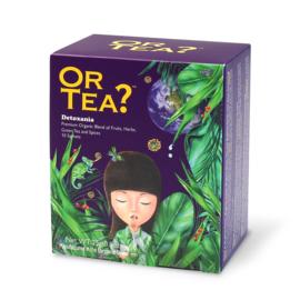 Doosje met 10 theezakjes - Detoxania - Or Tea?