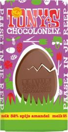 Paasreep - Melk Spijs Nootjes - Tony's Chocolonely