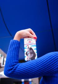 Chocolade - King Kong - Melk Karamel Zeezout -  Le Chocolat des Français