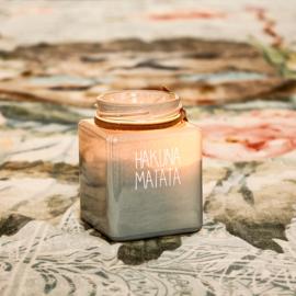 Sojakaars - Hakuna Matata - Geur: Minty Bamboo - My Flame