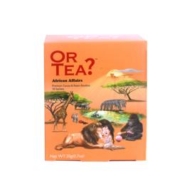 Doosje met 10 theezakjes -  African Affairs - Or Tea?