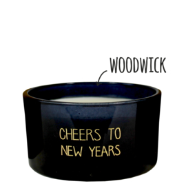 Sojakaars - Cheers To New Years - Geur: Winter Glow - My Flame