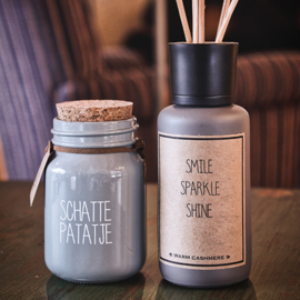 Sojakaars - Schattepatatje - Geur: Minty Bamboo - My Flame