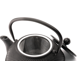 Theepot 'Jang' - Gietijzer 1,1 liter - Bredemeijer