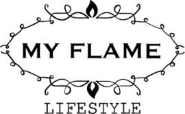 Sojakaars - Happy De Peppy - Geur: Amber's Secret - My Flame