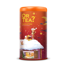Gingerbread Orange - Or Tea?