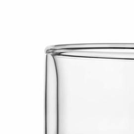 Dubbelwandige Theeglazen 'Classic' 0,4 liter - set van 2 stuks - Viva Scandinavia