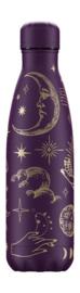 Chilly's Bottle - Mystic Purple - 500 ml
