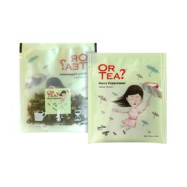 Theezakje - Merry Peppermint - Or Tea?