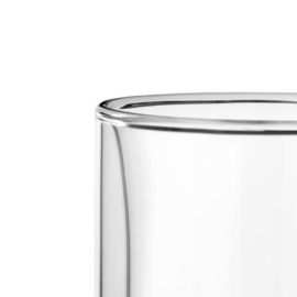 Viva Scandinavia - Classic Dubbelwandige Longdrinkglazen 0,42 liter - set van 2 stuks