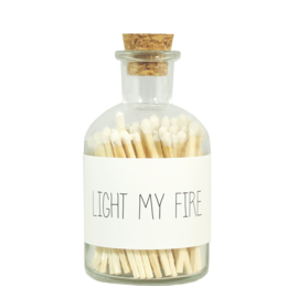 Lucifers - Light My Fire - Wit - My Flame