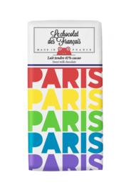 Chocolade - Paris Multi - Melk - Le Chocolat des Français