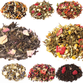 Proefpakket - 8 soorten losse thee