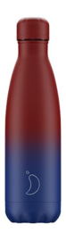 Chilly's Bottle - Gradient Matte - 500 ml