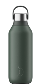 Chilly's Bottle Series 2- Pine Green - 500 ml